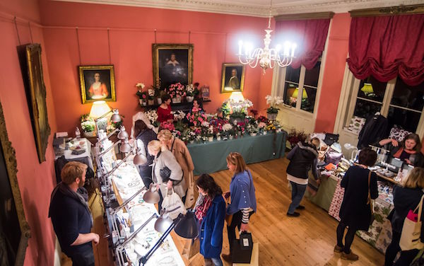 Drawing Room Christmas Fair Stalls