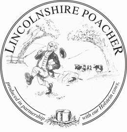 Christmas Fair Stall - Lincolnshire Poacher Cheese logo