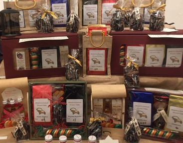 Stallholder - Wakelin's Coffee Hampers