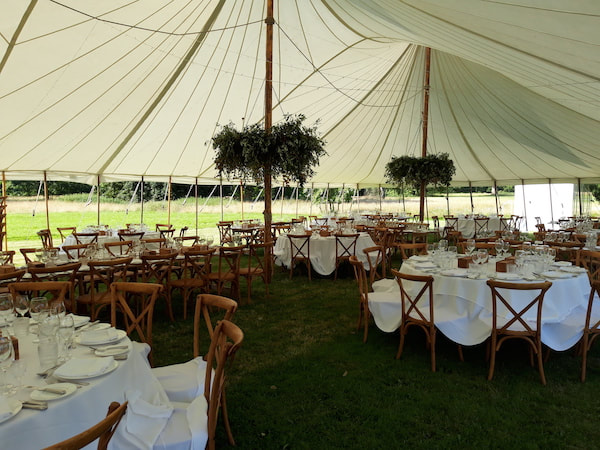 Marquee Wedding at Holme Pierrepont Hall