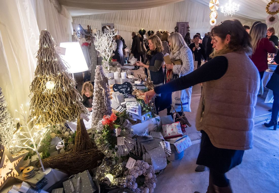 Christmas Fair Preview Evening