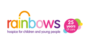 Rainbows Hospice logo