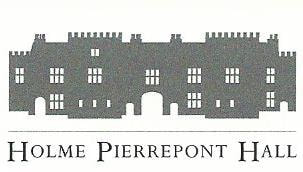 Holme Pierrepont Hall | Exclusive-use Country House Wedding venue in Nottingham